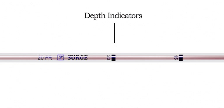 PEAK Left Heart Vent Cannula by Surge