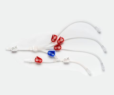 Perfusion Sets for Cardiopulmonary Bypass by Surge