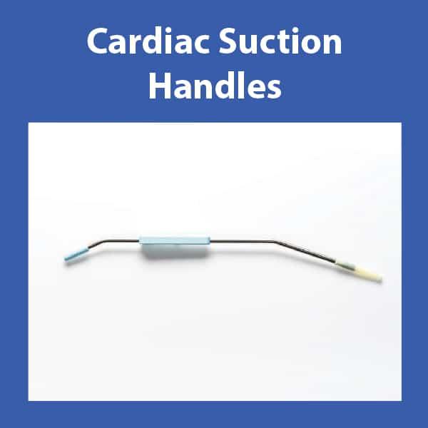 Cardiac Suction Handles from Surge Cardiovascular